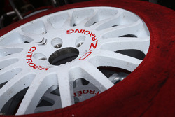 OZ wheels detail