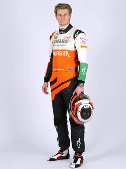 Nico Hulkenberg, Sahara Force India F1