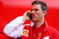 F1: James Allison, Ferrari Chassis Technical Director
