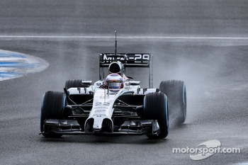 Jenson Button, McLaren F1 Team