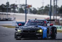 #55 BMW Team RLL BMW Z4 GTE: Bill Auberlen, Andy Priaulx, Joey Hand, Maxime Martin