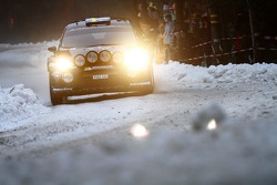 Pontus Tidemand and Ola Floene, Ford Fiesta WRC