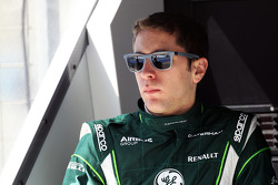 F1: Robin Frijns, Caterham Test and Reserve Driver