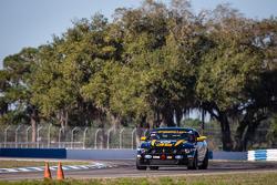 #32 Phoenix American Motorsports Mustang Boss 302 R: Kurt Rezzetano, Andrew Aquilante