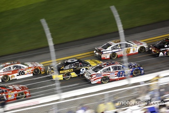 Race Action, A.J. Allmendinger, JTG Daugherty Racing Chevrolet