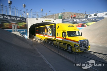 Hauler of Joey Logano