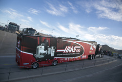 Hauler of Kurt Busch