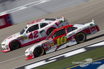 Kyle Larson and Ryan Reed