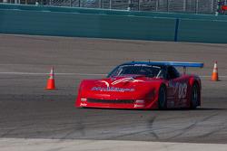 #03 McAleese Motorsports/Jetco Engineering Chevrolet Corvette: Jim McAleese