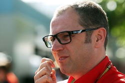 F1: Stefano Domenicali, Ferrari General Director