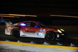 #73 Park Place Motorsports Porsche 911 GT America: Patrick Lindsey, Kevin Estre, Connor De Phillippi