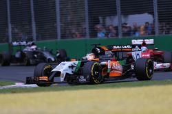 Nico Hulkenberg, Sahara Force India  16