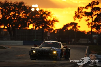 #55 BMW Team RLL BMW Z4 GTE: Bill Auberlen, Andy Priaulx, Joey Hand