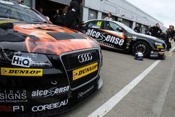 Rob Austin Racing Audi's