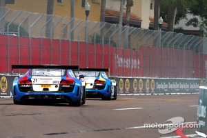 #21 GMG Audi R8 ultra: Andrew Palmer