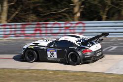 Jens Klingmann, Dominik Baumann, Martin Tomczyk, BMW Sports Trophy Team Schubert, BMW Z4 GT3