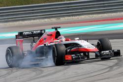 Jules Bianchi (FRA), Marussia F1 Team   30