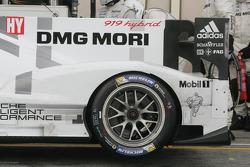 Porsche 919 Hybrid detail