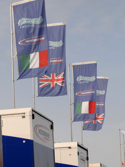 Airwaves Racing Flags