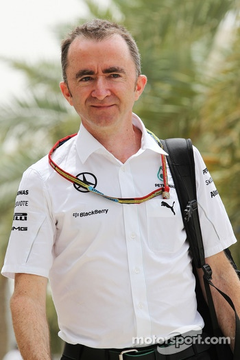 Paddy Lowe, Mercedes AMG F1 Executive Director