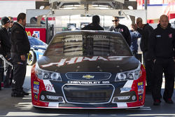Car of Kurt Busch, Stewart-Haas Racing Chevrolet