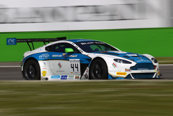 BES: #44 Oman Racing Team Aston Martin Vantage GT3: Stephen Jelly, Ahmad Al Harty, Michael Caine
