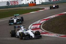 Felipe Massa, Williams FW36.