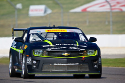 #1 Blackdog Racing Chevrolet Camaro: Lawson Aschenbach