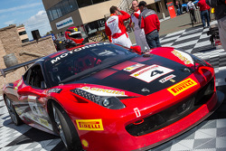Coppa Shell winner Chris Ruud, Ferrari of Beverly Hills