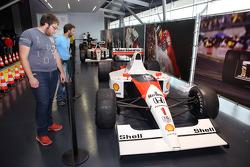 Senna Museum F1 McLaren