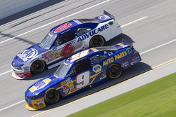Chase Elliott and Trevor Bayne