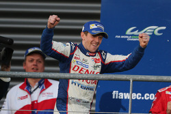 Winner Anthony Davidson