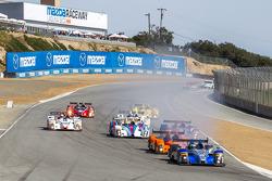 Race start for PC/GTD