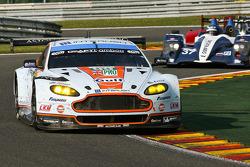 #99 Aston Martin Racing Aston Martin Vantage V8: Alex MacDowall, Darryl O'Young, Fernando Rees