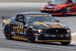 #35 Phoenix American Motorsports Mustang Boss 302R: Andrew Aquilante, Kurt Rezzetano, Preston Calvert