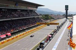 Pastor Maldonado, Lotus F1 E21