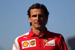 Pedro de la Rosa, Test Driver, Scuderia Ferrari