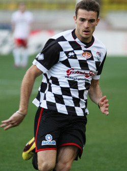 Jules Bianchi, Marussia F1 Team at the charity football match