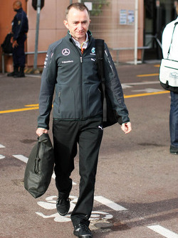 Paddy Lowe, Mercedes AMG F1 Executive Technical Director