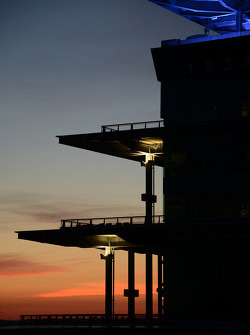 Sunrise at Indianapolis