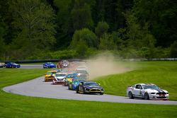 GS Class race start
