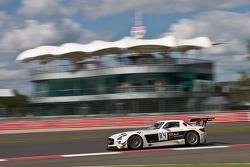 BES: #84 HTP Motorsport Mercedes SLS AMG GT3: Harold Primat, Nico Verdonck, Bernd Schneider