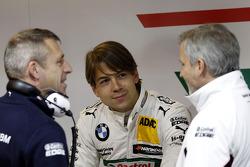 Augusto Farfus, BMW Team RBM BMW M34 DTM, Jens Marquardt, BMW Motorsport Director