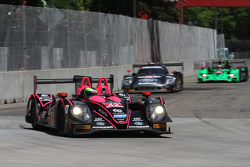 TUSC: #42 OAK Racing Nissan Morgan: Gustavo Yacaman & Alex Brundle