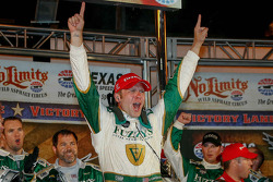 Race winner Ed Carpenter, Ed Carpenter Racing Chevrolet