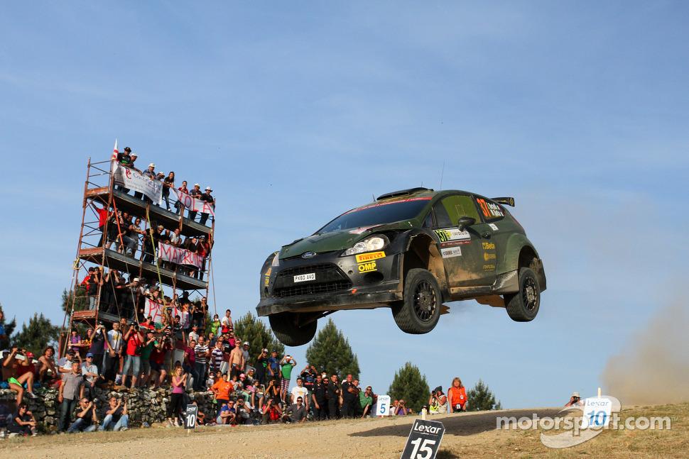 Lorenzo Bertelli and Mitia Dotta, Ford Fiesta R5