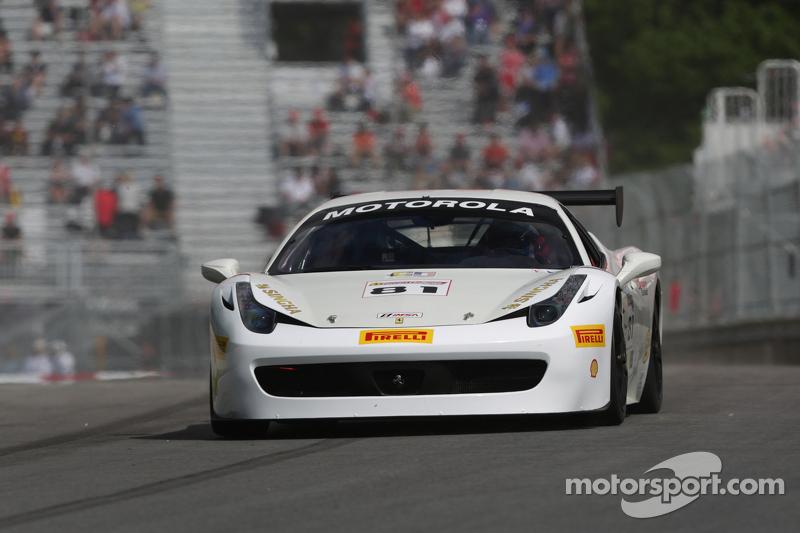 #81 Ferrari of Fort Lauderdale: Peter Aronson