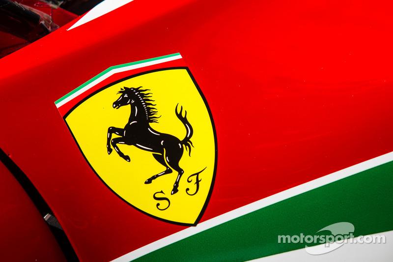 Scuderia Ferrari Reengineering with Infor  Sponsorship