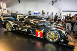 Lotus T129 LMP1 presentation: the new Lotus T129 LMP1