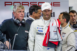 Race officially over for the #20 Porsche Team Porsche 919 Hybrid: Mark Webber